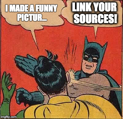 Link Your Sources